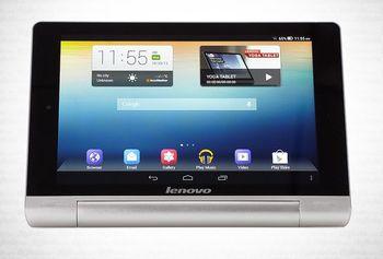 معرفی تبلت لنوو Yoga tablet 10