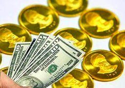 قیمت دلار، طلا و سکه امروز ۱۵ فروردین / رشد سکه و ثبات نسبی نرخ ارز
