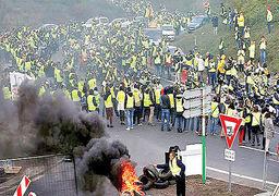زیر پوست ناآرامیهای فرانسه