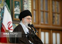 سخنان مهم مقام معظم رهبری خطاب به مردم ایران /برخی به غلط تصور میکنند عدالت و آزادی از غرب آمده است /اگر قدرت سیاسی نباشد، قلدرها و تنبل ها زیر بار نمیروند