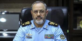 امیر نصیرزاده: نیروی هوایی ارتش با قدرت رزمی بالا امنیت آسمان کشور را تامین کرده است