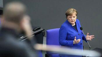 انتقاد مرکل از  از عملیات جاسوسی روسیه در آلمان؛  مدرک کافی دارم