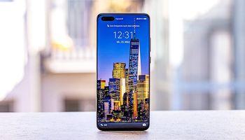 بررسی قابلیتهای نمایشگر گوشی Huawei P۴۰ Pro