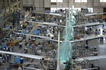 با وجود جنگ تجاری بوئینگ اولین کارخانه تولید ۷۳۷ را در چین افتتاح  کرد