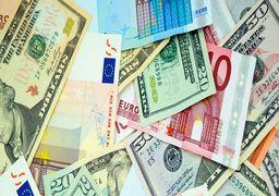 قیمت دلار، یورو و سایر ارزها امروز | سهشنبه ۹۸/۰۴/۱۸