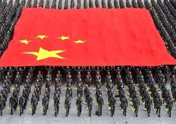 نمایش قدرت ناسیونالیستی چین در هنگکنگ