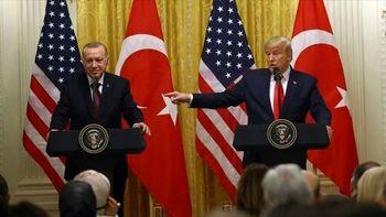 ادعای جنجالی ترامپ درباره اردوغان