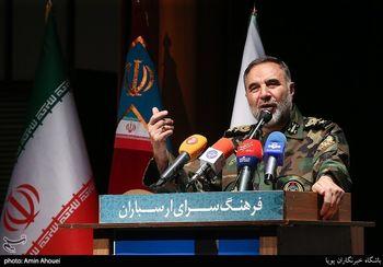 اقدام مهم امیرحیدری در پاسخ به دستور فوری رهبر انقلاب به نیروهای مسلح