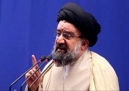 واکنش احمد خاتمی به حادثه تروریستی اهواز: از برکت های خداوند در انقلاب اسلامی باز بودن باب شهادت است