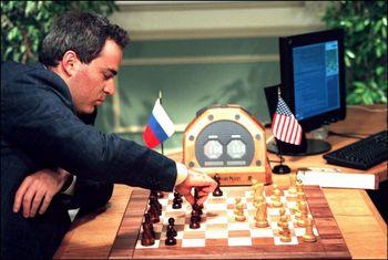 بازگشت اسطوره به شطرنج بعد از ۱۲ سال