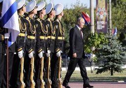 خط و نشان نظامی پوتین برای جهان
