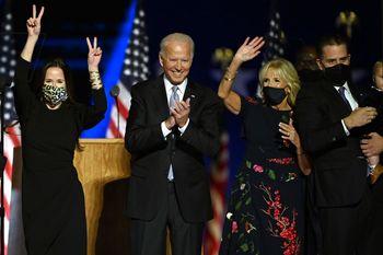 بایدن: نپذیرفتن نتایج انتخابات توسط ترامپ را شرمآور است
