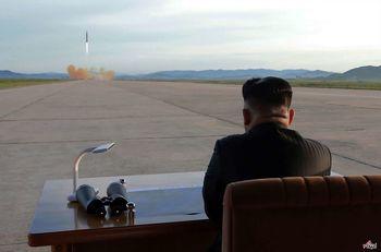 پیام «اتمی» رهبر کره شمالی به مناسبت آغاز سال جدید میلادی