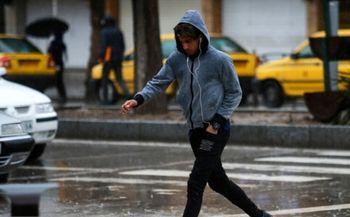 سازمان هواشناسی هشدار داد؛ کاهش 7 درجهای دما