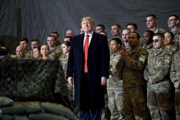 فشار ترامپ به تیم امنیت ملی کاخ سفید برای ساخت یک بمب تبلیغاتی چند روز پیش از انتخابات
