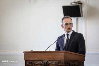 آلمان: روشن کردهایم موافق فشار حداکثری آمریکا بر ایران نیستیم