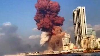 اولین گمانهزنیها درباره منشا انفجار مهیب بیروت