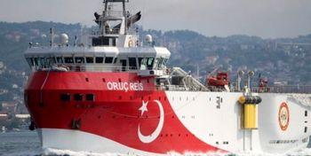 ترکیه به منطقه مورد مناقشه با یونان کشتی اعزام می کند