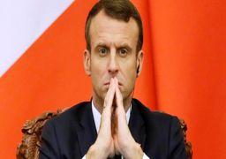 مکرون اجازه حضور بن سلمان در پاریس برای اقامت در کاخش را نداد