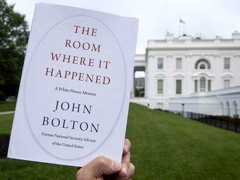 نام ایران در کتاب بولتون چندبار تکرار شده است؟ علاقه دموکراتها به بولتون!