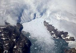 ذوب شدن 160 میلیارد تن یخ در اثر گرمای هوا