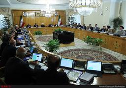هیئت دولت دوشنبه را عزای عمومی اعلام کرد