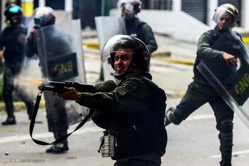 شورش در بازداشتگاه/ 23 شورشی ونزوئلایی کشته شدند