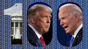 واکنش معاملات پشت خطی دلار و سکه به انتخابات آمریکا