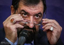 پیش بینی محسن رضایی از آینده «بازی» ترامپ با ایران