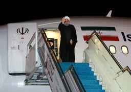 روحانی پنجشنبه عازم روسیه میشود