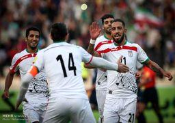 پیشبینی رتبه  تیم ملی فوتبال ایران در جام جهانی