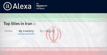 این سایت ایرانی بین ۷۰ سایت برتر دنیا قرار دارد