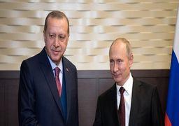 اختلاف پوتین و اردوغان در نشست تهران بر سر چه بود؟