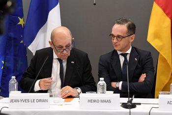 آلمان: خطر جنگ در خلیج فارس/ فرانسه: هنوز زمان اندکی باقی است