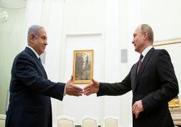 تلاش نتانیاهو برای نزدیک شدن به کرملین