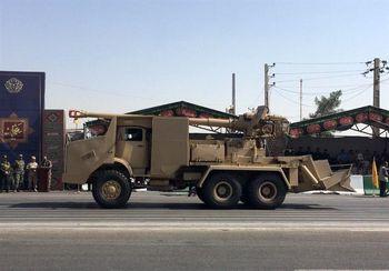 تصاویر | رونمایی سپاه از چند سامانه جدید/ موشک خرمشهر با سر جنگی جدید