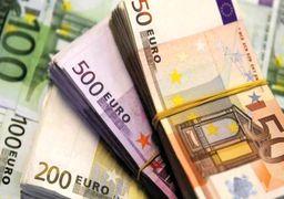 قیمت یورو امروز دوشنبه 26 / 12 / 98 | قیمت یورو در صرافی های مجاز افزایش یافت
