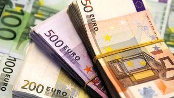 قیمت یورو امروز دوشنبه ۱۳۹۹/۰۷/۰۷