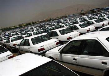 خودروهای ثبت سفارش غیرقانونی در روزهای آینده ترخیص می شود