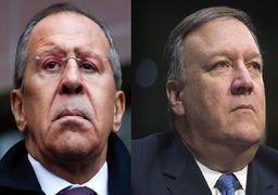 پمپئو و لاوروف درباره سوریه و کره شمالی گفتگو کردند