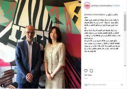 پاسخ بازیگر یانگوم به دعوت کارگردان «سلام بمبئی»+ عکس