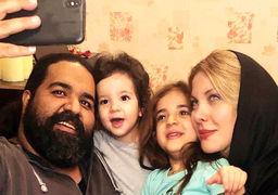 واکنش ها به کلیپ جنجالی رضا صادقی به همراه خانواده اش