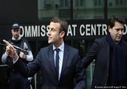 نظرسنجی: سه تن از هر 4 فرانسویاز دولت مکرون ناراضی است