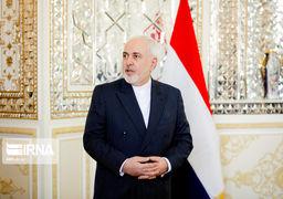 پیام اینستاگرامی وزیر خارجه ایران