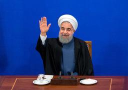 نشست خبری روحانی: در ماجرای ارز 4200 تومانی مقام معظم رهبری هم به من فرمودند کار خوبی انجام دادید/هر وقت آمریکا تحریم ها را لغو کرد حاضر به مذاکره هستیم/ شورای نگهبان نهاد نظارت کننده است نه دخالت کننده/ بیکاری یک وهشت دهم کاهش یافته است