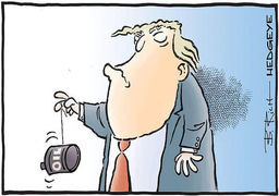 رفتار عجیب ترامپ دربزنگاه نفتی