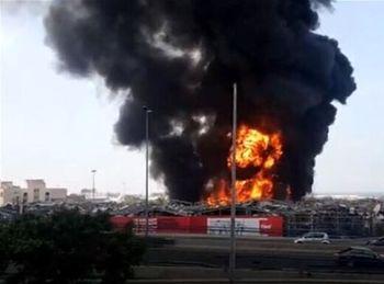 انفجاری دیگر قلب بیروت را لرزاند