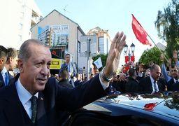 گزارش سوء قصد به جان اردوغان در سفر بالکان