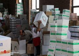 ارسال  کمک پزشکی به ۱۳۱ کشور برای مقابله با کرونا