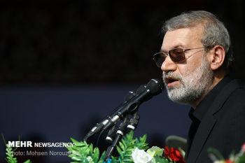 لاریجانی: آمریکا به ایران حمله کند، ویلچری میشود/ روابط ایران و روسیه راهبردی است